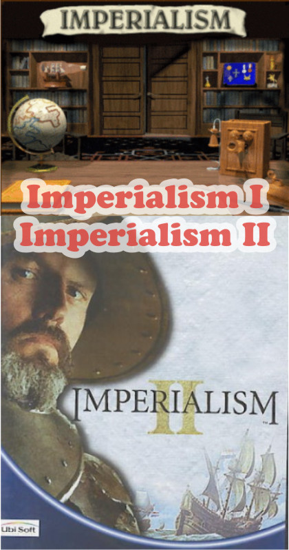 [Собрание] Imperialism 1 + Imperialism II: The Age of Exploration [ENG]